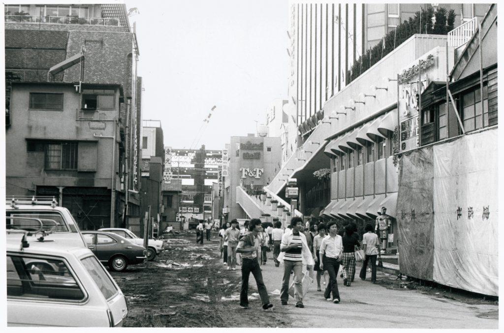 昭和48年の吉祥寺