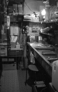 暗室(昭和 54 年)