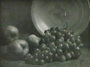 1925年入選静物